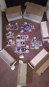 baseball cards from 1980s to 1992 rare