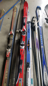 Miscellaneous Skis