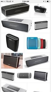 WANTED: BOSE BLUETOOTH SPEAKER