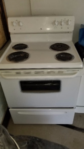 White-Westinghouse Electric Stove