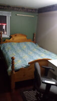 QUIET ROOM FOR RENT  IDEAL FOR ONE FEMALE  UTM STUDENT