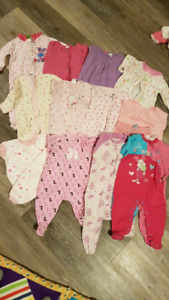 6-12 month girls lot #2