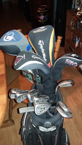 Right Handed Golf Clubs - TaylorMade, Adams, Ping