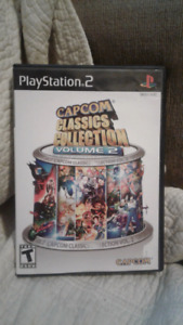 Capcom Classics Collection Volume 2 for PS2