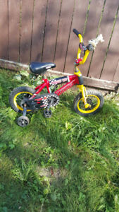 "10"" Kids Tonka Bike"