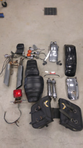 Pieces suzuki intruder 750