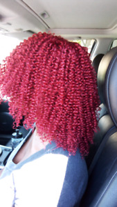 Hair braids, crochet, cornrows, children hair, box braids etc