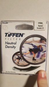 Tiffen 77mm Neutral Density Filter