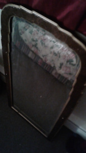 2 Antique Wall Mirrors