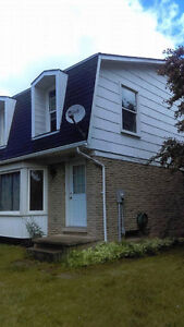 Freshly Renovated Semi For Rent - 3 Bedrooms,  2 Bathrooms! Stratford Kitchener Area image 1