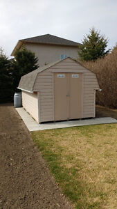 8x16 Storage Shed For Sale