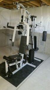Universal gym - Schwinn personal trainer 700