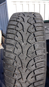 205 55 r16 WINTER TIRES AND RIMS