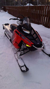 For sale 2015 Polaris RMK 800 15""