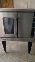 Garland electric convection oven.