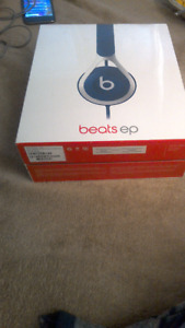 Beats ep by dre brand new in box
