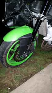 Parts for 08 zx6r for sale