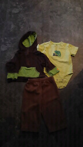 9 months baby boy outfit