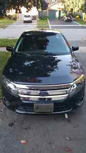 2012 Ford Fusion SE 61,000 km only $10,990 cert and emmisons