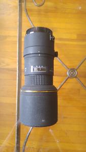 Tokina 300mm F4 lens