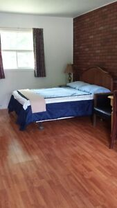 Room for rent in Madoc-Booking now for Summer and Winter months