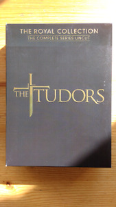 The Tudors DVD Complete Series