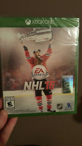 NHL16 XBOX One Game -Brand New Unopened