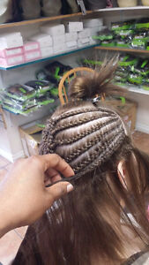 Get a New Style With Sew-in Hair Extensions Windsor Region Ontario image 1