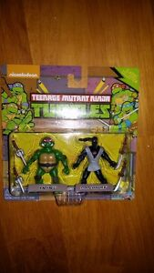 Teenage Mutant Ninja Turtles Classic Minis Raphael Foot Soldier