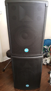 RCF event 3000 speakers
