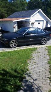 2004 BMW 330 ci Coupe (2 door)