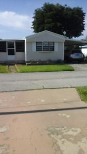Lakeland, Florida, 55+ mobile home for rent