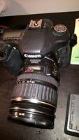 CANON EOS 50D PLUS OBJECTIF(ZOOM LENS) EF28-135mm f