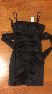 Ricki's Black Party Dress