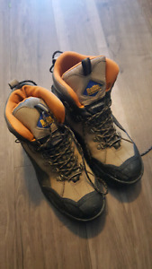 Steeltoe Booth Size 11.5, CSA Approved