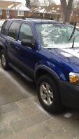Ford Escape XLT (certified/etested)