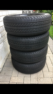 All Season Tire With Steel Rimes For Sale