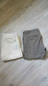 Old navy dress pants size 14 and 16