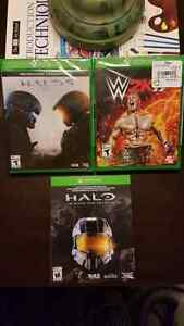 """WWE 2K17, Halo """"The Master Chief Collection"""", and Halo 5"""