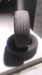 PAIR 275/55/20 Michelin LTX M/S