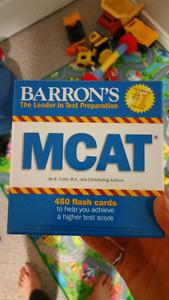 MCAT study material