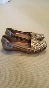 Natural soul shoes size 7.5/8 - worn once