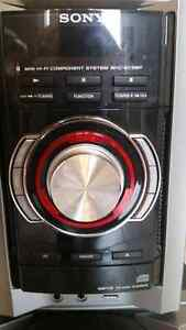 Sony Speaker System with Subwoofer
