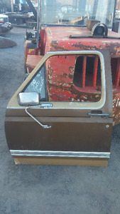 SOLID WESTERN 1980 FORD RANGER F150 DOORS