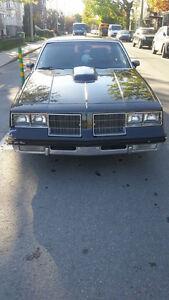1987 Oldsmobile Cutlass 355 neuf 470hp