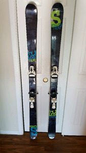 Salomon Threat, 171cm all mountain skis