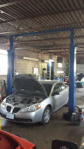 RENT A SHOP FOR YOUR CAR PROJECT