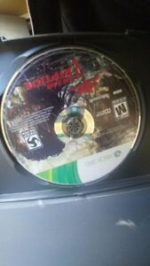 xbox 360 games and console no hard drive
