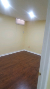 Two Bedrooms Basement Apartment in Mississauga.