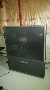 "55"" samsung TV for cheap....perfect for gaming or garage TV"